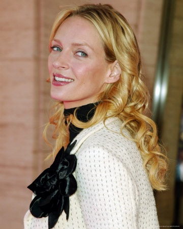 uma thurman hairstyles : uma thurman hairstyles Hairstyles & Makeup Pinterest