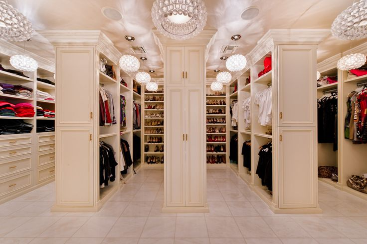 Master Closet Every Woman 39 S Dream Home Sweet I Wish Pinterest
