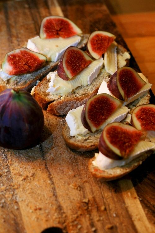 figs and cheese! fall party | Entertaining | Pinterest