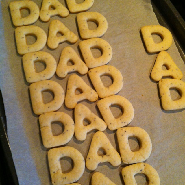 martha stewart father's day cupcakes