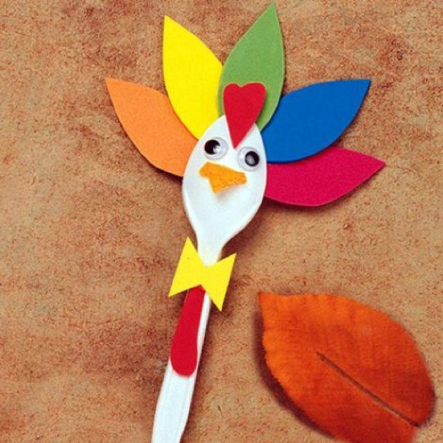 Turkey craft thanksgiving crafts pinterest for Thanksgiving craft ideas pinterest
