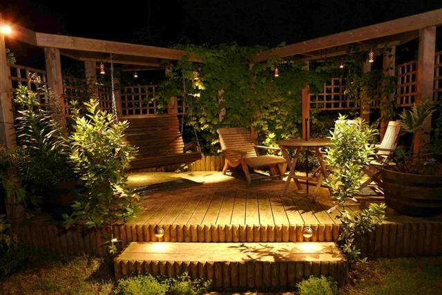 Beautiful Backyard Decks : Beautiful deck