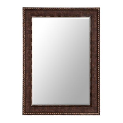 Bronze Matte Mirror 24x36 Kirkland 39 S For The Home Pinterest