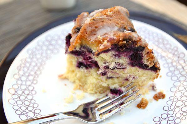 Blueberry Lemon Coffee Cake Recipe | Sweet Tooth | Pinterest