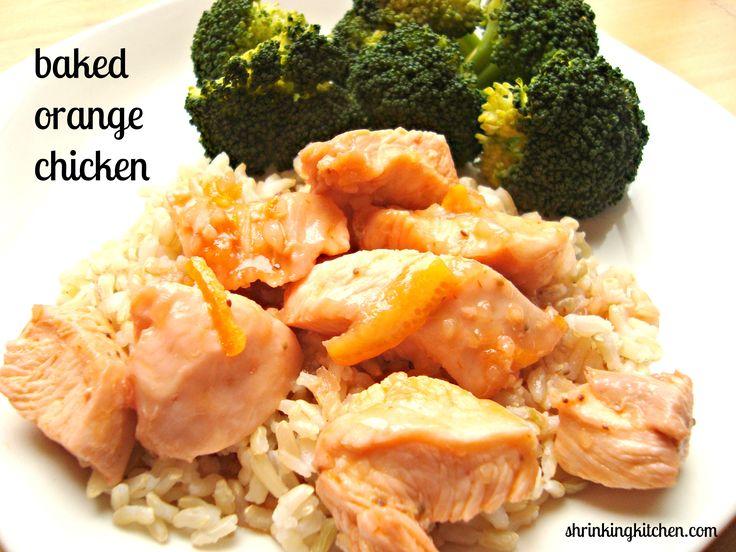 Grilled Orange Chicken Recipe — Dishmaps