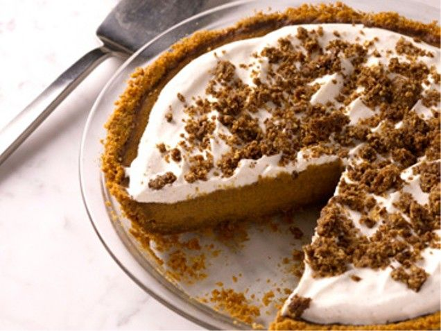 Bobby Flay's Pumpkin Pie: for the muscovado sugar you may substitute ...