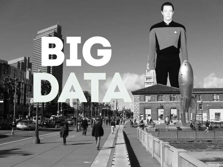 Big data | Star Trek | Pinterest: pinterest.com/pin/101753272804937744