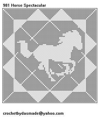 Filet Crochet on Pinterest | 198 Pins