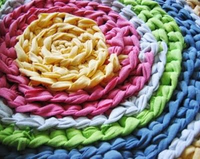 Good Ideas For You | DIY Crochet Rug With Yarn & Old T-Shirts