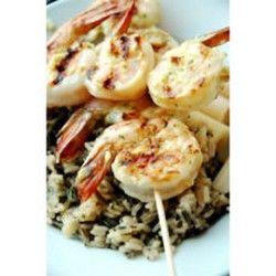 Lemon Ginger Shrimp | Seafood | Pinterest