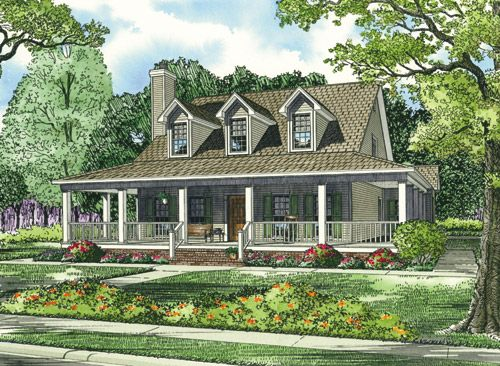 LOVE, LOVE, LOVE!    Olive Street House Plan - 6881