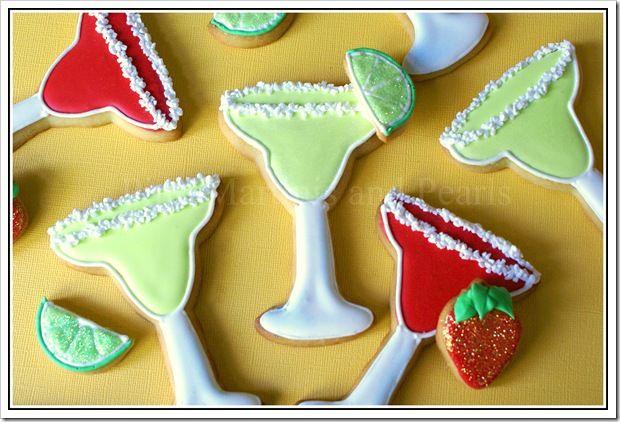 Margarita cookies | FOOD: MY COOKIE JAR | Pinterest