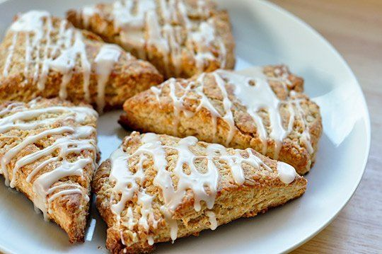Recipe Review: Smitten Kitchen's Oat and Maple Scones Veganize with ...
