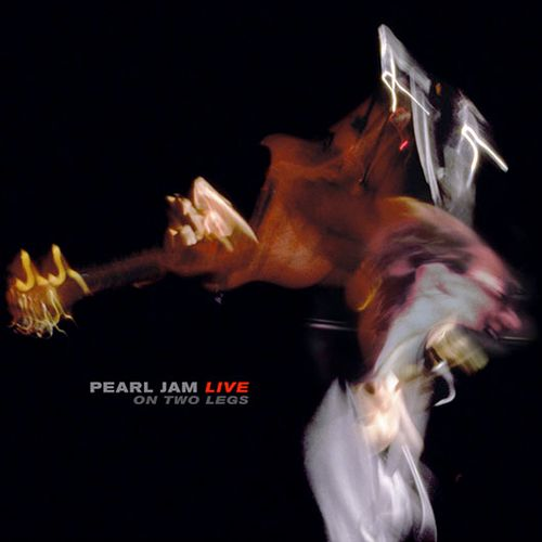 Pearl jam live on two legs 1998