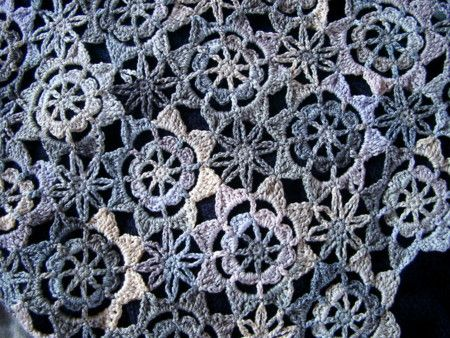 Crocheting And Tatting : colour Crochet and tatting. Pinterest