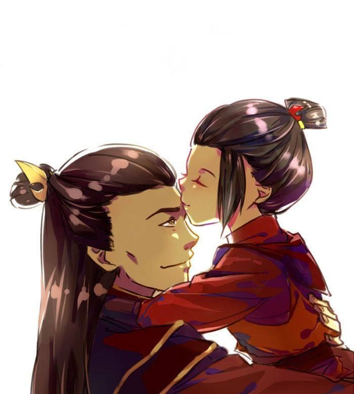 Ozai and Azula. | Anime and Art | Pinterest