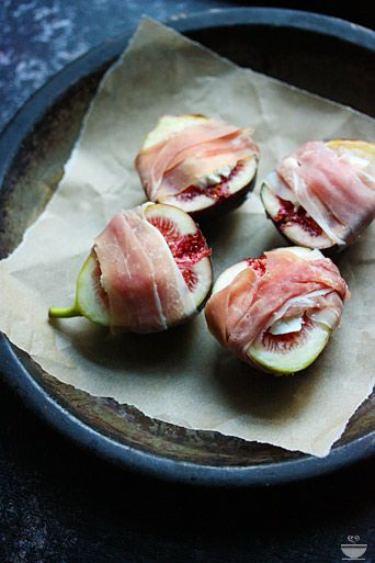 Prosciutto Wrapped Gorgonzola Stuffed Figs Recipes — Dishmaps
