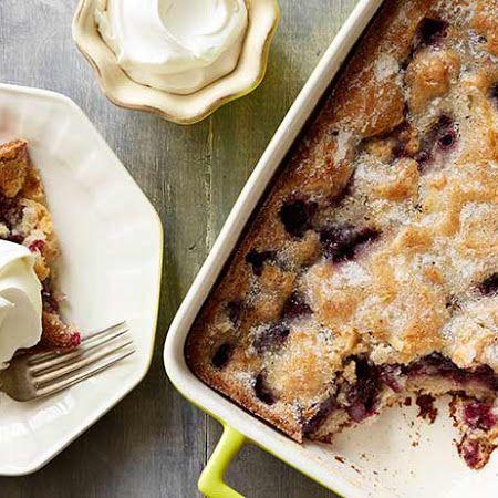 Blackberry Cobbler **** (Pioneer Woman) | Food & Drink | Pinterest