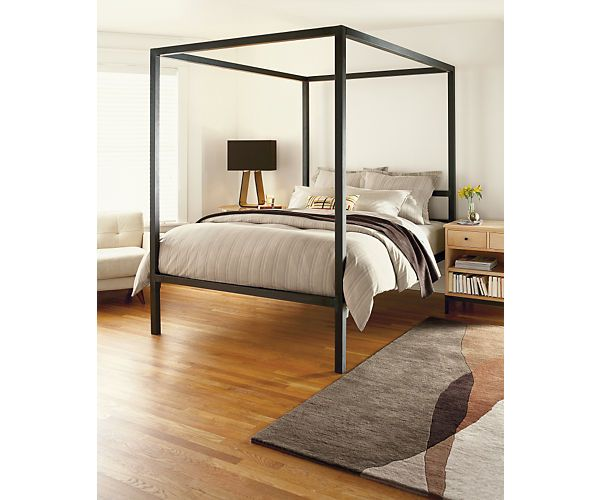 Room & Board Architecture Queen Bed Furniture