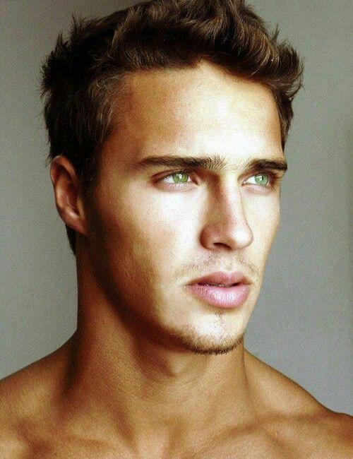 Green eyes | Sexy Men | Pinterest