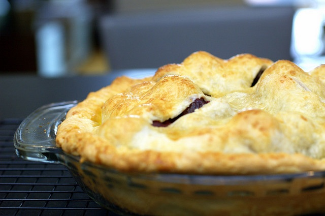 sweet cherry pie | Pies and Tarts | Pinterest