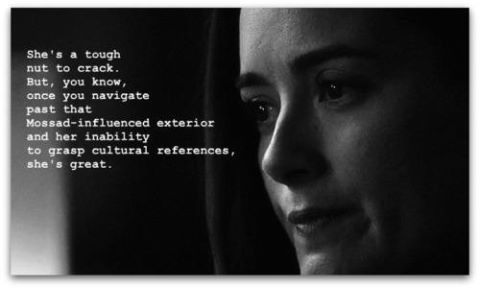 Pin by geri jones on ncis pinterest for Hard exterior quotes