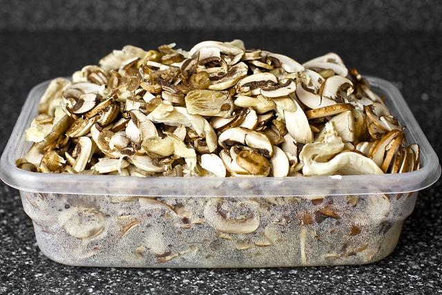 over-the-top mushroom quiche | Recipes | Pinterest