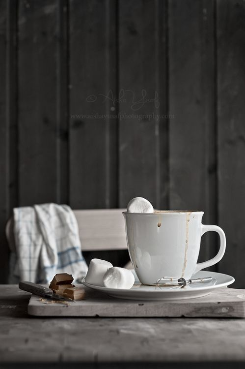 Hot Chocolate with Marshmallows | Evil Little Temptation ...