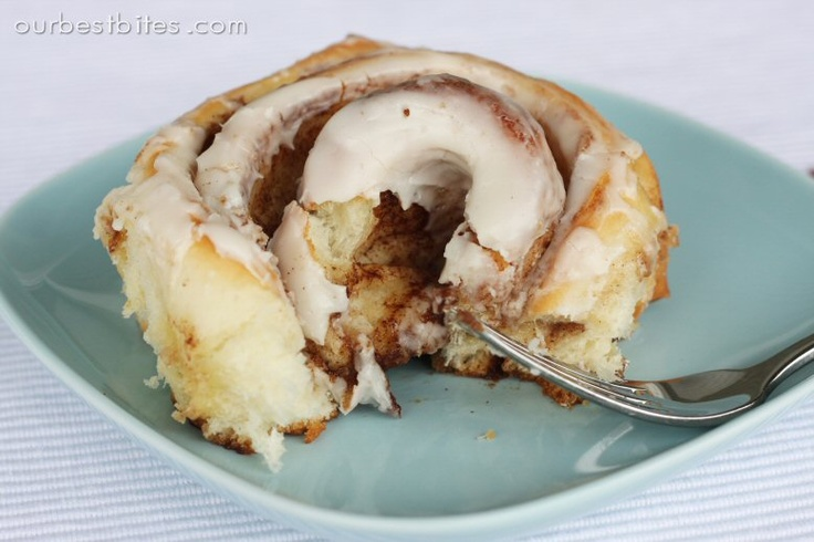 Everyday Cinnamon Rolls | Our Best Bites | BREADS/Rolls/Loaves | Pint ...