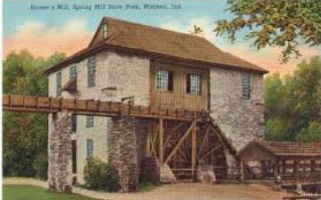 Spring Mill State Park Mitchell Indiana   INDIANA   Pinterest