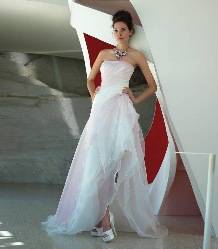 Pin by dream weddings in italy on italian wedding dresses for Wedding dresses made in italy