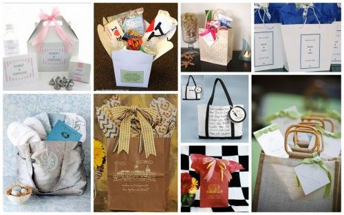 Wedding Gift Bags Mumbai : something little special in their wedding welcome bags. Welcome bags ...