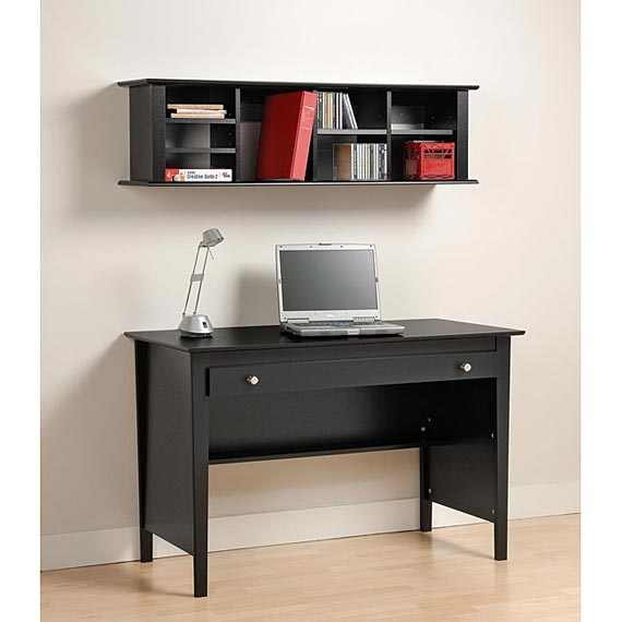 Modern Black puter Desk Ideas Desk