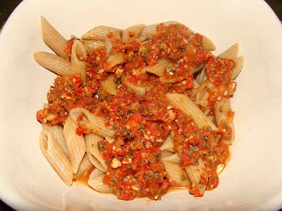 Roasted Red Pepper Tomato Sauce | Food - Pasta (Tomato) | Pinterest