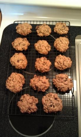 Thick, Chewy Oatmeal Raisin Cookies from Food.com: This recipe makes a ...