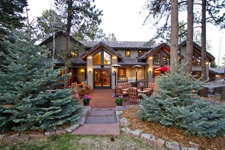 Evergreen colorado dream home home pinterest for Colorado dream home