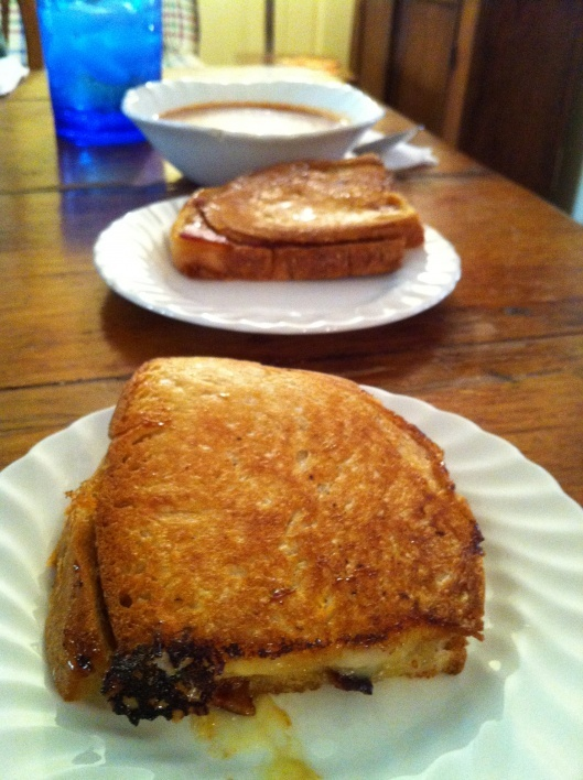 Grown up grilled cheese | Sandwichs | Pinterest