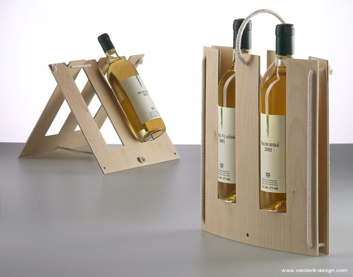 Необычная упаковка для вина своими руками 78