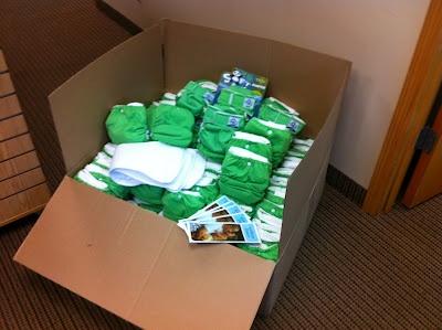 SoftBums' donation to a Haiti orphanage!
