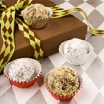 Rum or Bourbon Balls | Cookies and treats | Pinterest