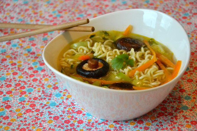 Soupe chinoise | °o*0° Food °0*o° | Pinterest