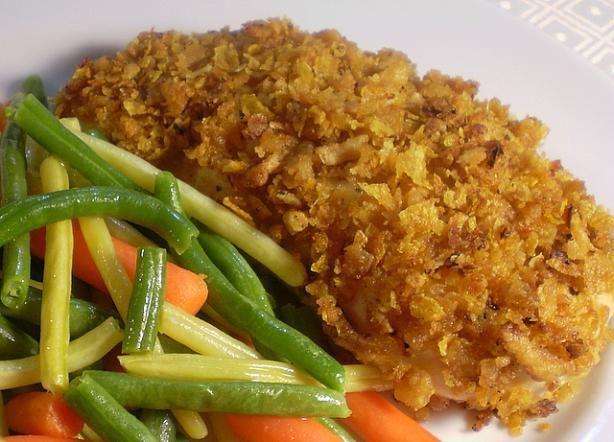 Oven-Fried Chicken Tenders Recipe - BettyCrockercom