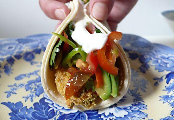 Squash Blossom Tacos | recipes to try | Pinterest