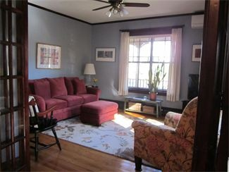 Feng Shui Living Room on Feng Shui A Living Room  Before And After   Feng Shui