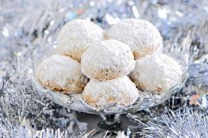 Mexican Wedding Balls Recipe (dairy, egg, grain and gluten free ...