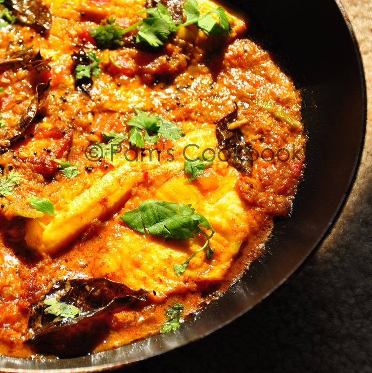 Goan Fish Curry | i love FOOD | Pinterest