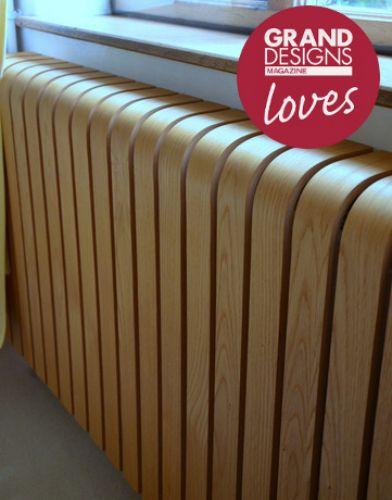 Cool radiator cover chester house remake pinterest for Household radiator design