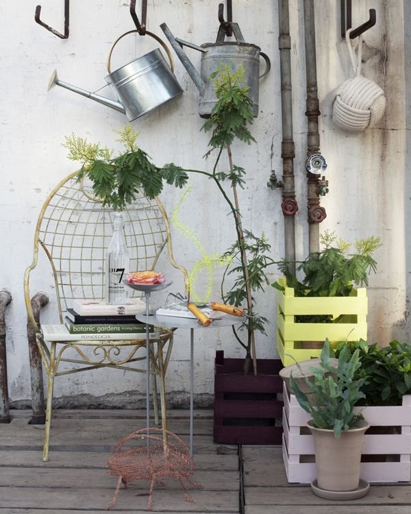 photos: Styling - Camilla Krishnaswamy for NK Stil via Agent Bauer