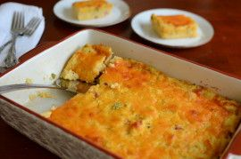Creamy Cheese Grits with Chilies by Ree | The Pioneer Woman on October ...