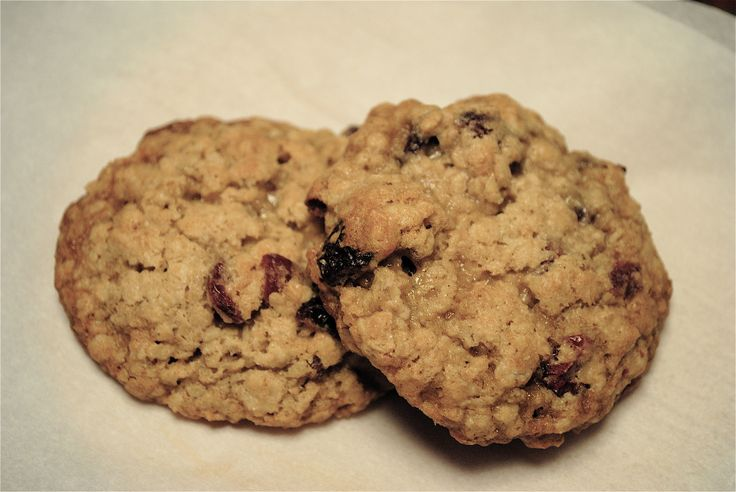 Oatmeal Cranberry Cookies | Our Kitchen Creations | Pinterest